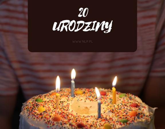 20 URODZINY